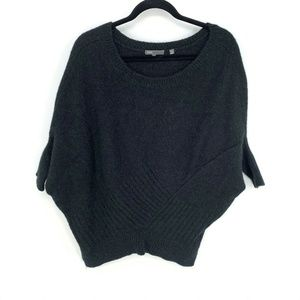 Vince Cashmere Dolman Sleeve Pullover Sweater